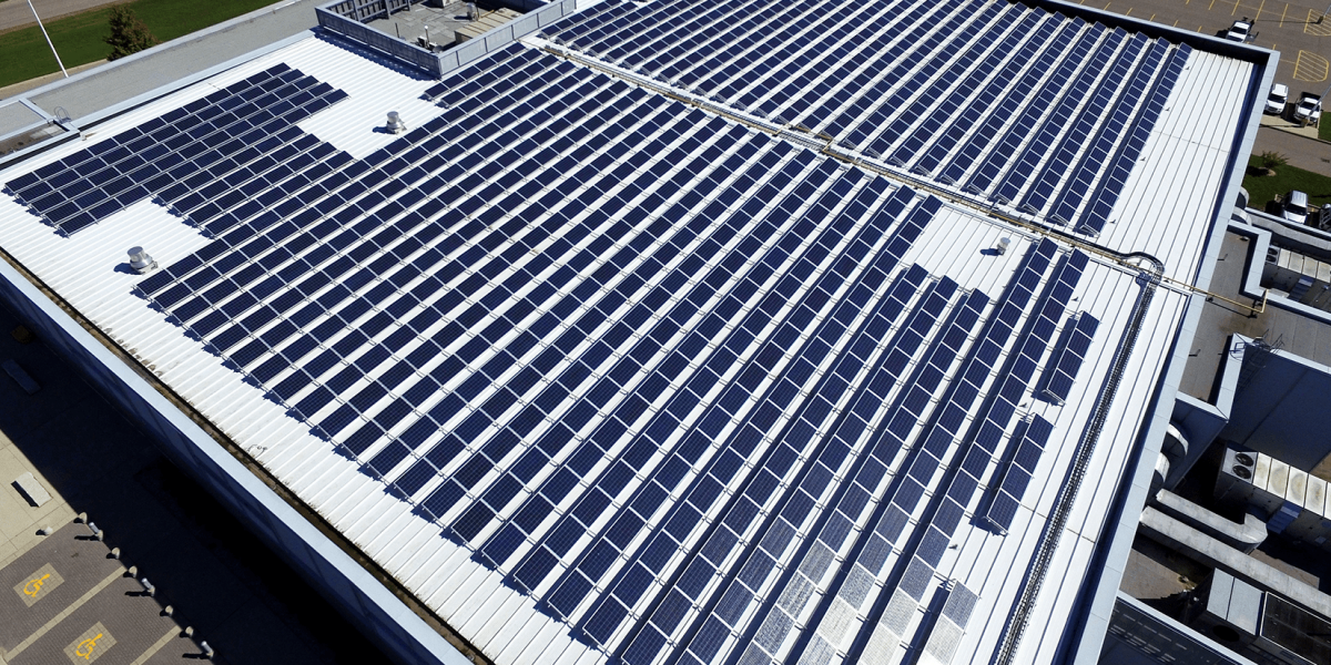 TerraGen Solar Supplies Pitched Roof Solar Mounting Solutions